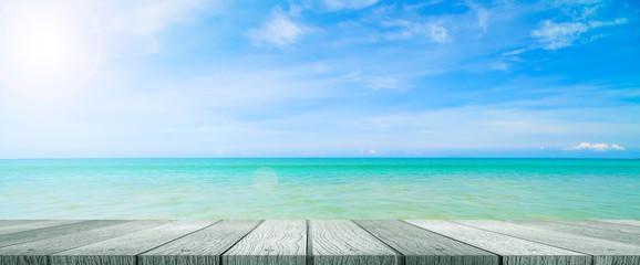 Beautifull sea nature background