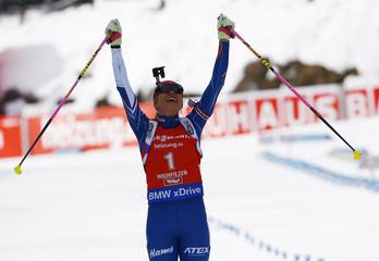 Biathlon - IBU World Championships Hochfilzen - Women 10 km Pursuit