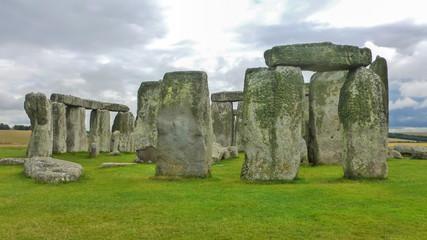 Stonehenge, Wiltshire, United Kingdom, (England).