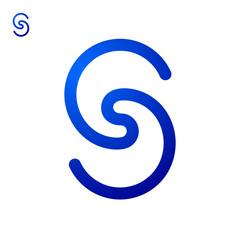 S Logo - Monogram SS