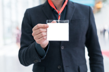 Trade Fair Badge