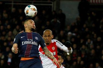 Football Soccer - Paris St Germain v AS Monaco French Ligue 1