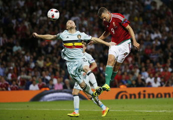 Hungary v Belgium - EURO 2016 - Round of 16