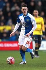 Oxford United v Blackburn Rovers - FA Cup Fourth Round