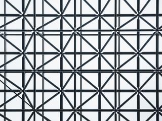 Steel structure pattern Architecture detail construction Modern Building