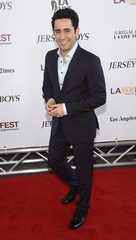 "Cast member Lloyd Young attends the premiere of ""Jersey Boys"" during the Los Angeles Film Festival in Los Angeles"