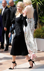 70th Cannes Film Festival - Photocall for the TV series Top of the Lake : China Girl presented as part of 70th Anniversary Events