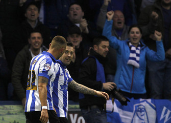 Sheffield Wednesday v Brighton & Hove Albion - Sky Bet Football League Championship Play-Off Semi Final First Leg