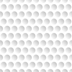 Golf seamless pattern