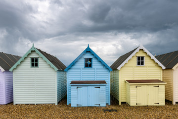 Cabins at Mersea Island