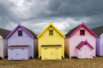 Cabins at Mersea Island
