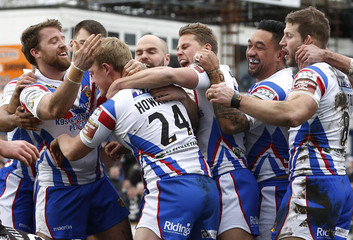Wakefield Trinity Wildcats v Widnes Vikings - First Utility Super League