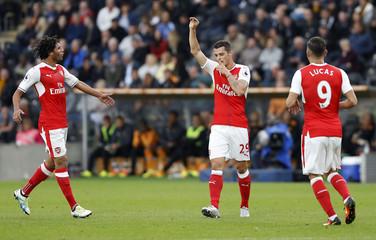 Hull City v Arsenal - Premier League