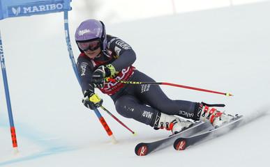 Alpine Skiing - FIS Alpine Skiing World Cup - Women's Giant Slalom