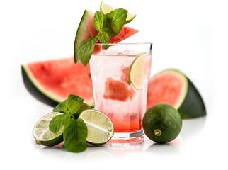 Fototapeta Lemoniada agrestowa Letni drink