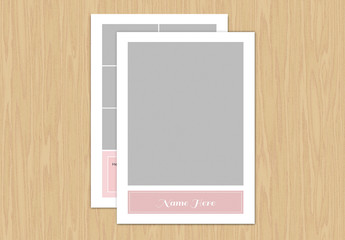 Modeling Business Card Layout 12