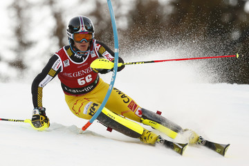 Alpine Skiing - FIS Alpine Skiing World Cup - Men's Slalom Combined