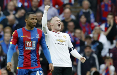 Crystal Palace v Manchester United - FA Cup Final