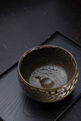 日本の茶道の茶器 tea ceremony