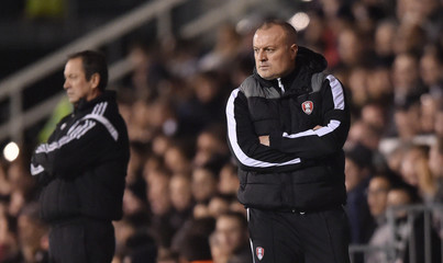 Fulham v Rotherham United - Sky Bet Football League Championship