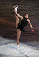Czisny of the U.S. performs during the KCC Switzen All That Skate Spring 2011 figure skating gala show in Seoul