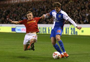 Nottingham Forest v Blackburn Rovers - Sky Bet Football League Championship