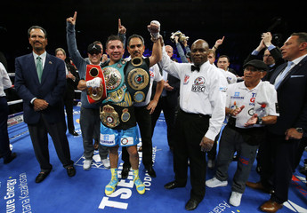 Gennady Golovkin v Kell Brook WBC, IBF & IBO World Middleweight Titles