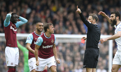 West Ham United v Crystal Palace - Barclays Premier League