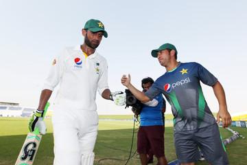 Pakistan v England - First Test