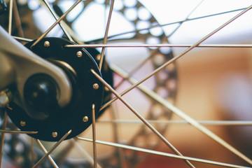 bike spoke