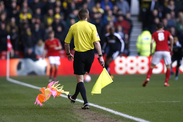 Nottingham Forest v Watford - FA Cup Fourth Round