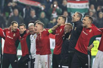 Hungary v Norway - UEFA Euro 2016 Play-Off