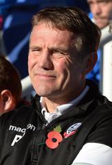 Bolton manager Phil Parkinson
