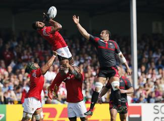 Tonga v Georgia - IRB Rugby World Cup 2015 Pool C
