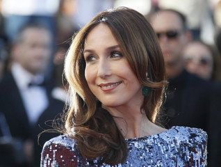 Actress Zylberstein arrives on the red carpet for the screening of the film On The Road in competition at the 65th Cannes Film Festival