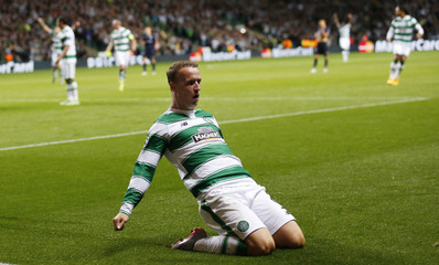 Celtic v Malmo FF - UEFA Champions League Qualifying Play-Off First Leg