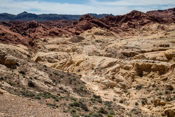 Valley of Fire - Rigid Mountains