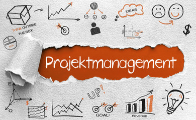 Projektmanagement Konzept