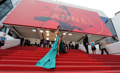 70th Cannes Film Festival - Screening of the film Rodin in competition - Red Carpet Arrivals