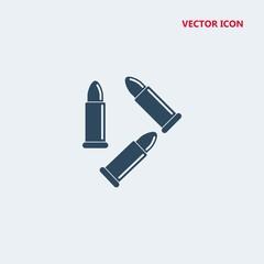 bullets vector icon