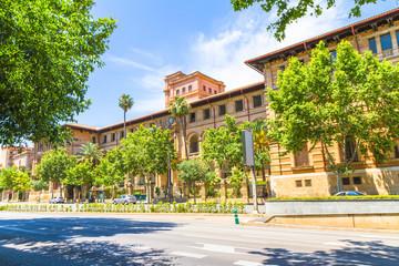 Palma de Mallorca educational institution building.