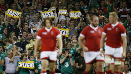 Ireland v Canada - IRB Rugby World Cup 2015 Pool D