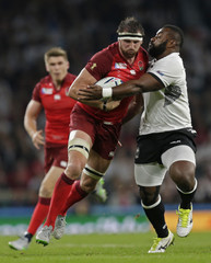 England v Fiji - IRB Rugby World Cup 2015 Pool A