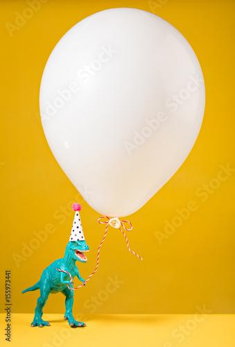 Birthday Dinosaur