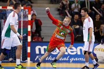 Men's Handball - Belarus v Hungary - 2017 Men's World Championship Main Round - Group C