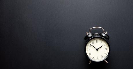 photo of alarm clock