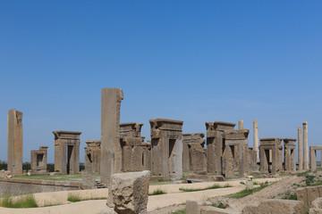 Tachara Palace at Persepolis or Takht-e Jamshid, 2500 years ago, Shiraz, Iran