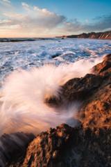 California Coastal Scene