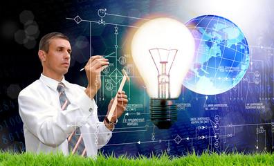 Power ecological technologu