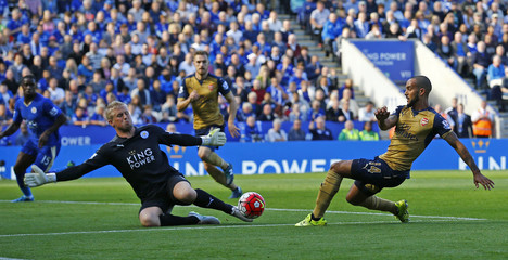 Leicester City v Arsenal - Barclays Premier League